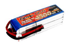 - Gens Ace 4500mAh 18.5V 25C 5S1P LiPo Pil   Lipo Batarya