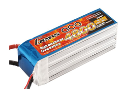 - Gens Ace 4800mAh 18.5V 18/36C 5S1P LiPo Pil   Lipo Batarya