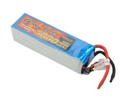- Gens Ace 5000mAh 22.2V 45C 6S1P LiPo Batarya | Lipo Pil