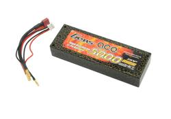- Gens Ace 5000mAh 2S1P 50C 7.4v Hard Case Lipo Pil
