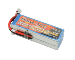 - Gens Ace 5300mAh 14.8V 30C 4S LiPo Batarya | Lipo Pil