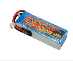 - Gens Ace 5800mAh 14.8V 45C 4S LiPo Batarya | Lipo Pil