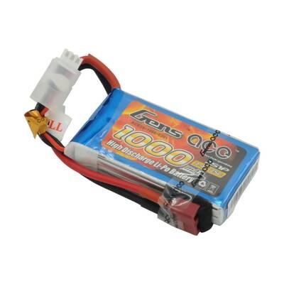 GensAce 1000mAh 7.4V 25C 2S LiPo Batarya | Lipo Pil