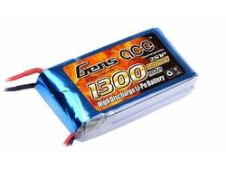 - GensAce 1300mAh 7.4V 25C 2S LiPo Batarya | Lipo Pil