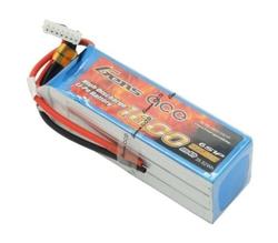 - GENSACE 1600 Mah 22,2V 6S 40C LiPO Batarya