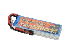 - GensAce 2500mAh 14.8V 25C 4S LiPo Batarya | Lipo Pil