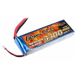 - GensAce 3300mAh 7.4V 25C 2S LiPo Batarya | Lipo Pil