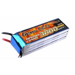 - GensAce 3800mAh 14.8V 25C 4S LiPo Batarya | Lipo Pil