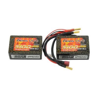 GensAce 5100mAh 7.4V 35C 2S LiPo Batarya | Lipo Pil