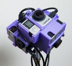 - GoPro 360 Heros H3PRO6 (GREAT STARTER FOR 360)