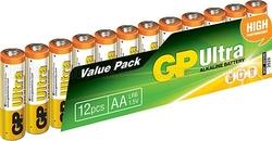 - GP Ultra 1.5V AA Kalem Pil - 12′li Paket