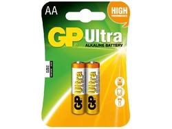 - GP Ultra 1.5V AA Kalem Pil - 2'li
