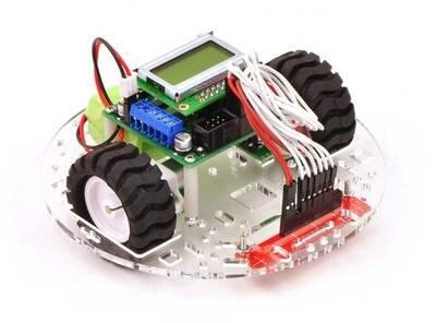GROT Genel Robot Tekerlekleri (2 Adet)