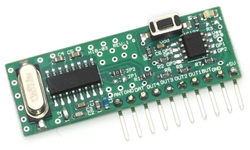 - HIB03 Smart Hibrit RF Alıcı (Receiver) 433 Mhz