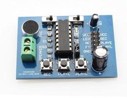 - ISD1820 Ses Kayıt ve Çalma Modülü