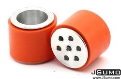 Jsumo - JS2622S Silikon Tekerlek (2 Adet )