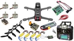 - Karbonfiber İHA Mini Drone Seti - MEB Drone Yarışması Uyumlu