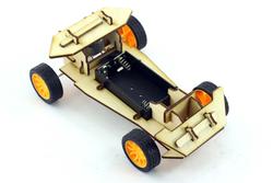 Kendin Yap Araba Kiti - DIY - Thumbnail