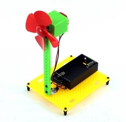 Kendin Yap Rüzgar Türbini Kiti - DIY - Thumbnail