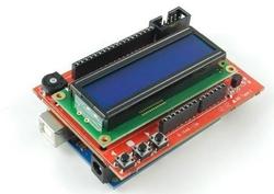 - Keypad LCD Shield