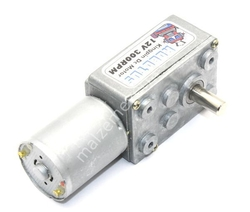 - Kingpin 12V 300 Rpm Dc Motor