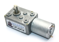 - Kingpin 12V 90 Rpm Redüktörlü Dc Motor