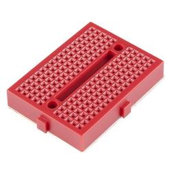 - Kırmızı Mini Breadboard