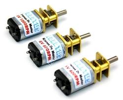 - Kronos 6V 1000RPM Dc Motor | Mini Sumo Robot Motoru