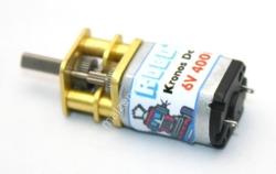 - Kronos 6V 400RPM Dc Motor | Mini Sumo Robot Motoru