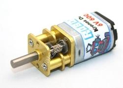 - Kronos 6V 600RPM Dc Motor | Mini Sumo Robot Motoru