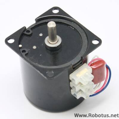 Kuluçka Makinası Motoru 1/240RPM