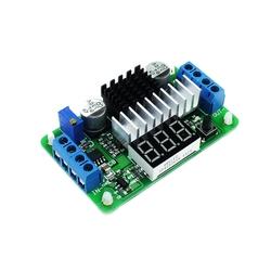 - LTC1871 Step Up Ayarlanabilir Voltaj Regulator Kartı - 3,5-30V 10A