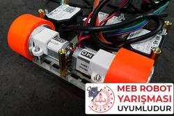 M1 Arduino Mini Sumo Robot Kiti - Genesis (Demonte Montajsız) - Thumbnail