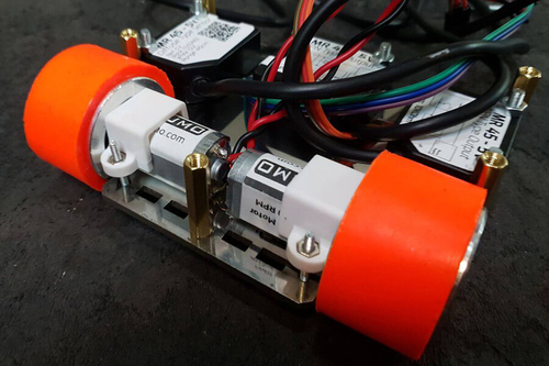 M1 Arduino Mini Sumo Robot Kiti - Genesis (Demonte Montajsız)