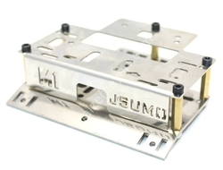 - M1 Mini Sumo Robot Gövdesi + Katana Mini Sumo Bıçağı Hediyeli