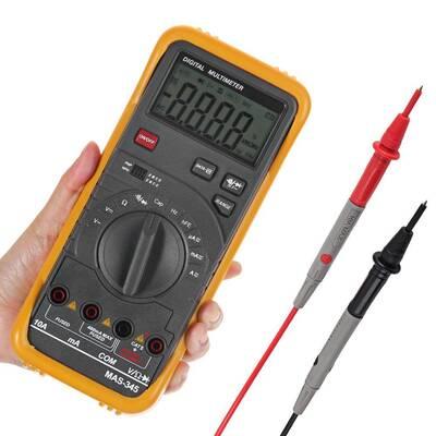 MAS-345 Dijital Multimetre