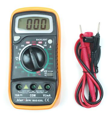 MAS 830L Multimetre