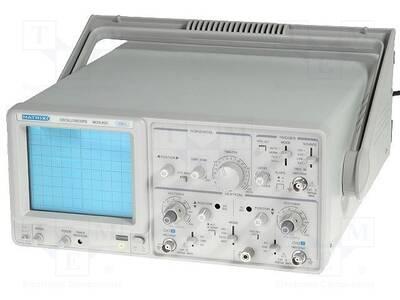 Matrix MOS620 2 Kanallı 20 MHz Analog Osiloskop
