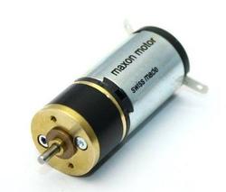 - Maxon Motor 12 Volt 1700 Rpm