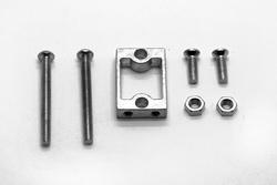 - Metal Motor Tutucu (6V Plastik Motor için)
