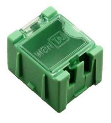 - Mini Boy Komponent Saklama Kutusu - Yeşil