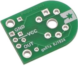 - MQ Gaz Sensörleri için PCB Kartı - Pololu 1479