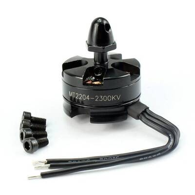 Mt 2204 2300KV Brushless Fırçasız Motor - CW