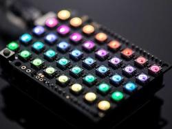 - NeoPixel LED Shield