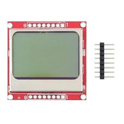 - Nokia 5110 Arduino LCD Ekranı