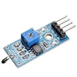 - NTC Termistör Sensörü Kartı (Dijital ve Analog Çıkış)