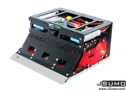 Jsumo - OMEGA Sumo Robot Full Kit (Assembled)