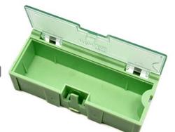 - Orta Boy Komponent Saklama Kutusu - Yeşil