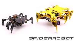 Jsumo - Örümcek Robot - Spider Robot (Montajlı)