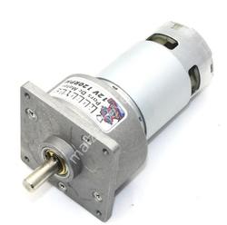 - Pars 12V 120 RPM Redüktörlü Dc Motor